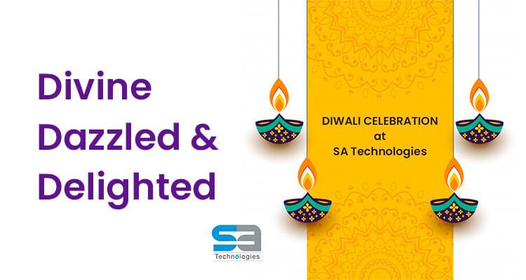 Diwali Celebration in SA Technologies