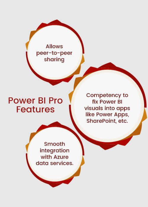 power bi pro features