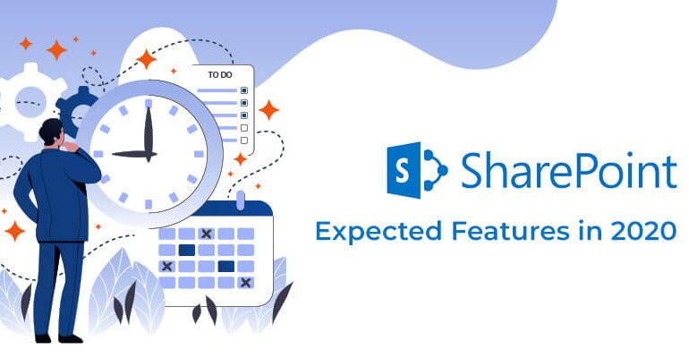 What can be expected from Microsoft SharePoint in 2020