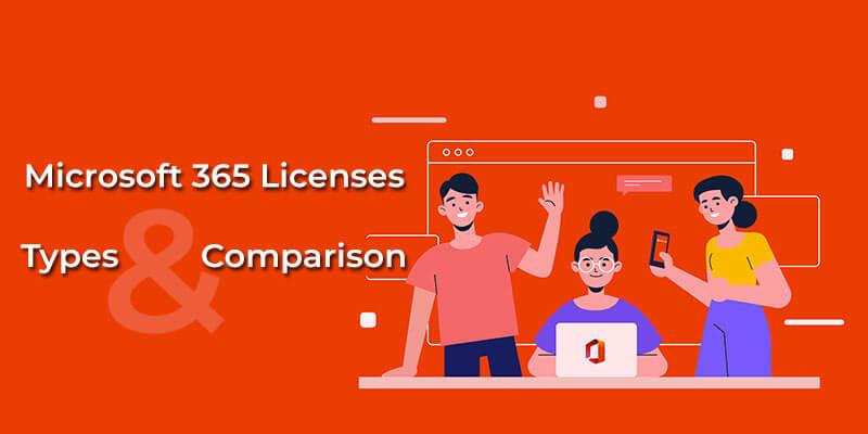 Office 365 License Comparison