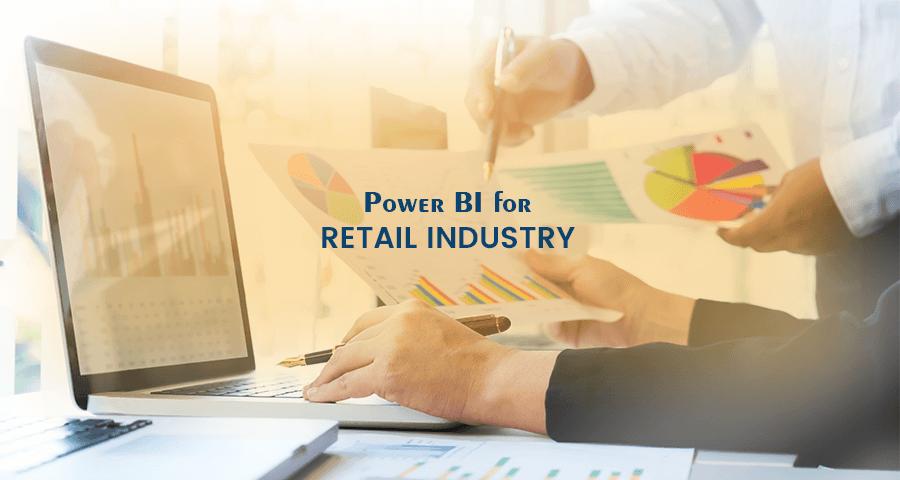 power bi for retail industry