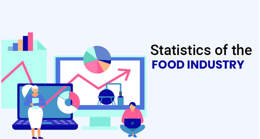 statistics of food industry